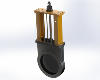 DSS Valves - Severe Service Knife Gate Valves
